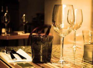 Aperitif Wein