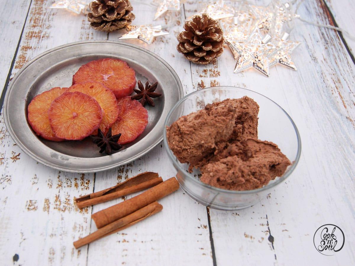 Lebkuchen Mousse