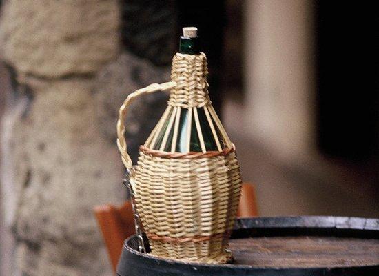 Toskana Wein