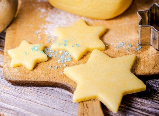 Weihnachtsplätzchen Klassische Rezepte.Butter Plätzchen Der Klassiker An Weihnachten