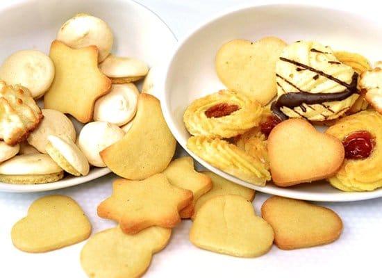 Weihnachtsplätzchen Klassische Rezepte.Plätzchen Rezepte Die Besten Weihnachtsplätzchen Zum Nachbacken