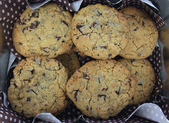 Cholocolate Chips Cookies