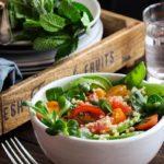 Detox basischer Salat
