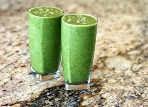 Detox grüner Smoothie