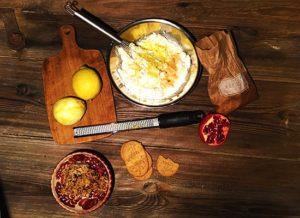 Zubereitung glutenfreies Brot