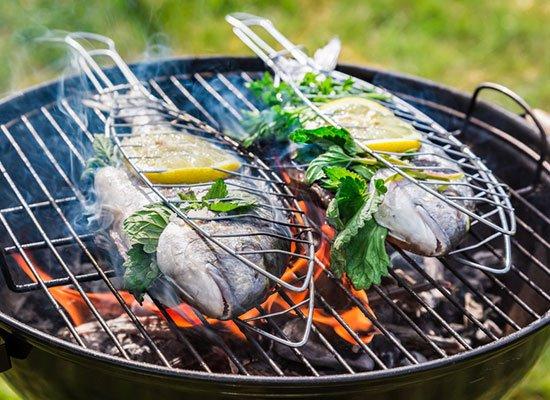 Fisch Grillrezepte