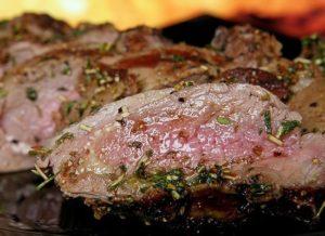 Rindfleisch Geschmack