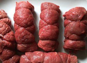 Rindfleisch Rouladen