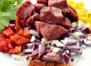 Rindfleisch Schmoren