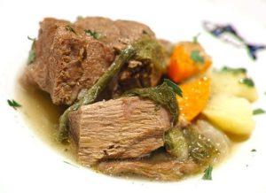 Rindfleisch Suppe
