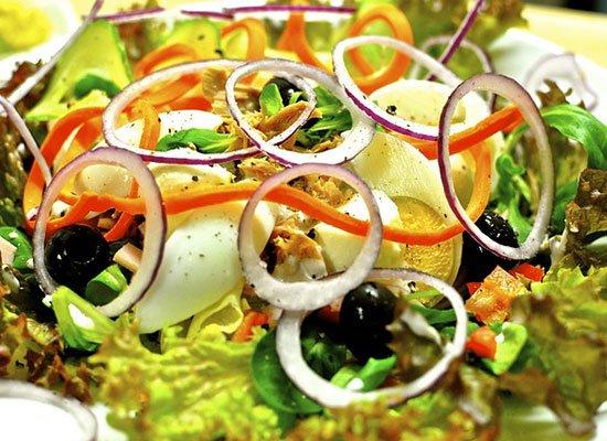 bayerische salate die sch nsten rezeptideen. Black Bedroom Furniture Sets. Home Design Ideas