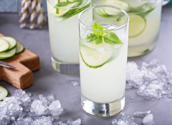 Gurken Limonade