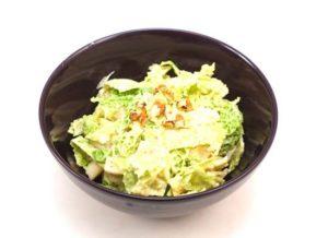 Spitzkohl Salat