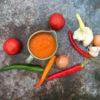 Chilisauce mit Tomaten