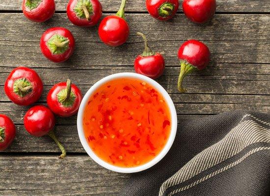 süß saure Chilisauce