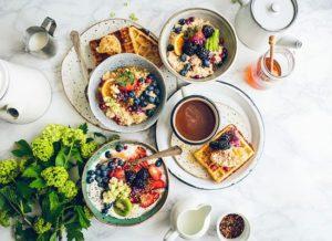 Rezepte fürs Frühstück