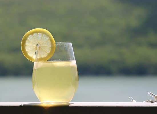 Limonade selber machen