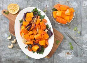 Kürbis Salat Rezepte