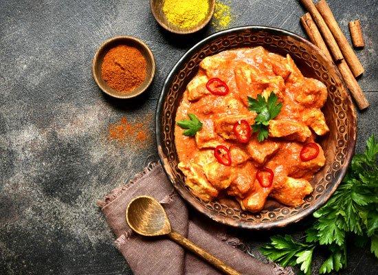 Schnelles Chicken Tikka Masala Aus England Cooknsoulde