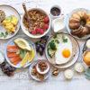 Pfingsten Frühstück