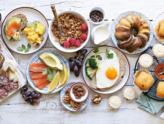 Pfingsten Frühstück - die schönsten Rezeptideen