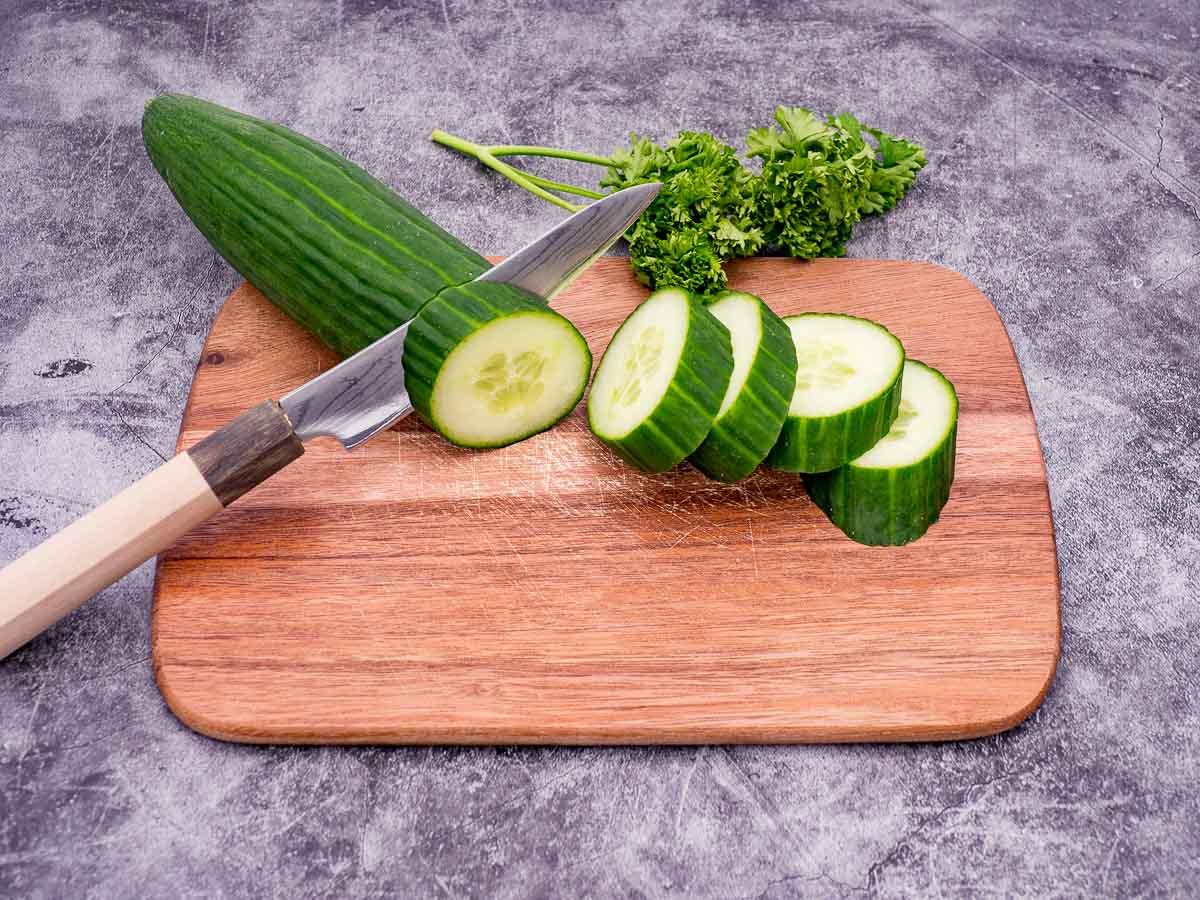 Gurken Salat rezepte