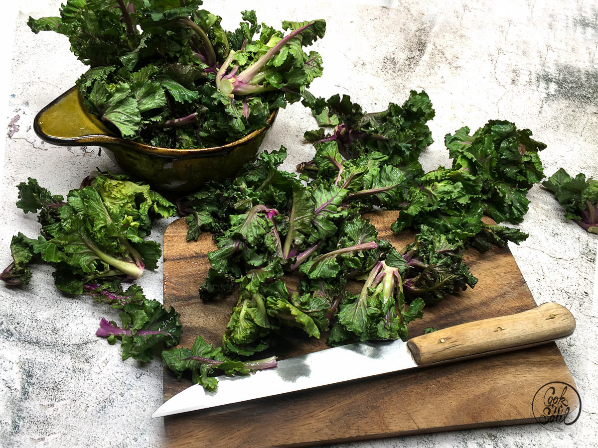 Flower Sprouts Rezepte