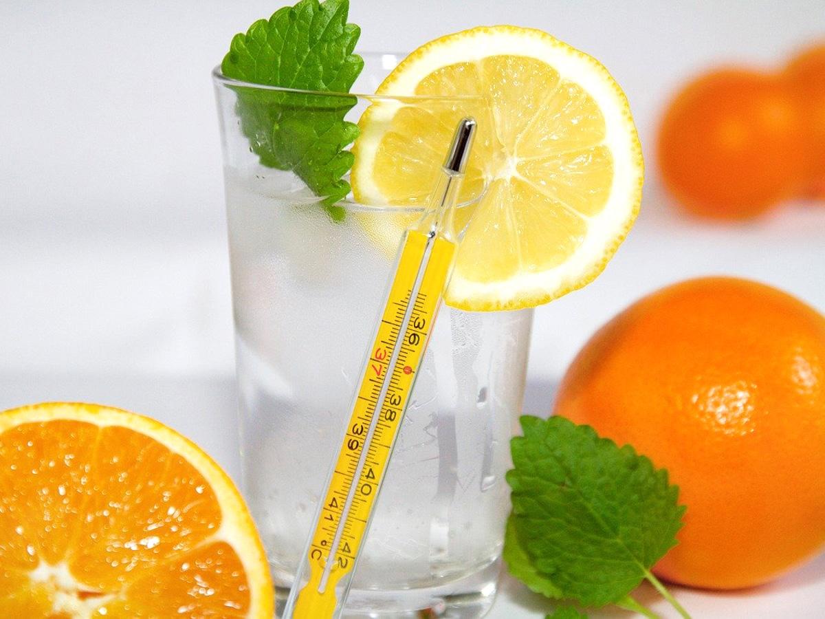 Vitamin C einfrieren