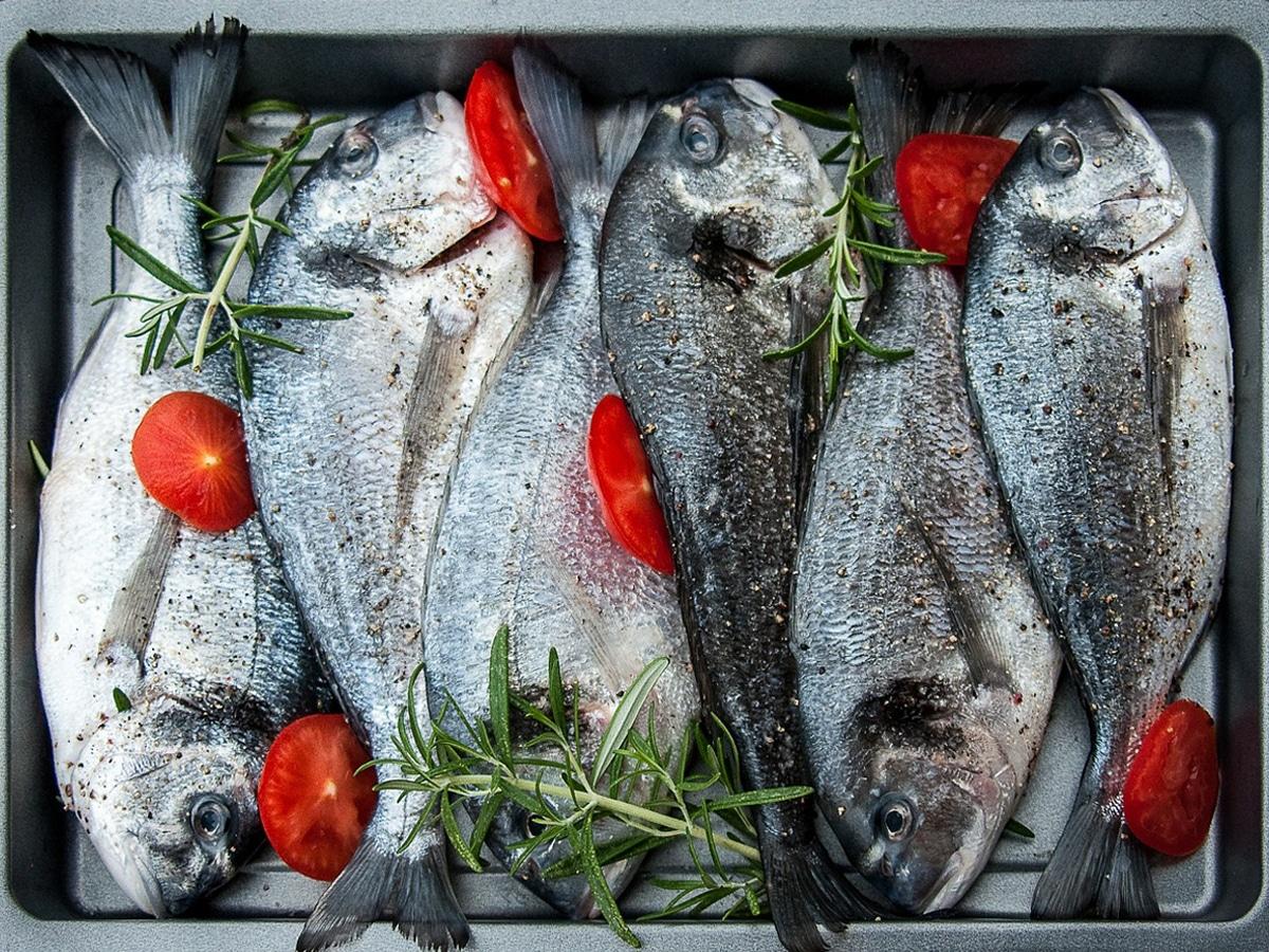 Marinade Grillen Fisch