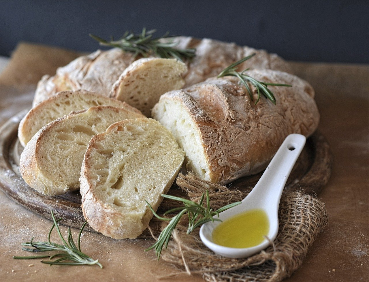 Ciabatta Brot Rezept