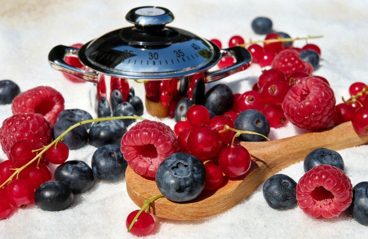 Beerenmarmelade Rezept