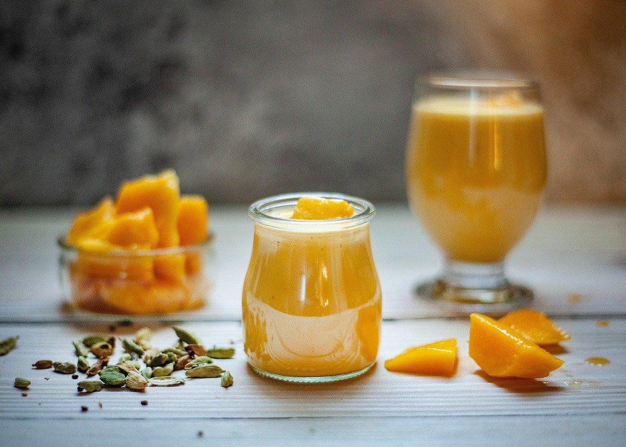 Mango Smoothie Rezept