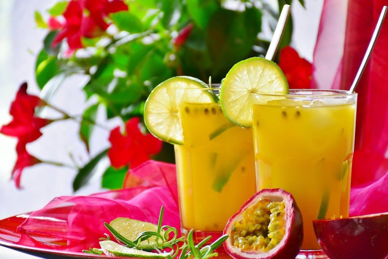 Maracuja Limonade Rezept