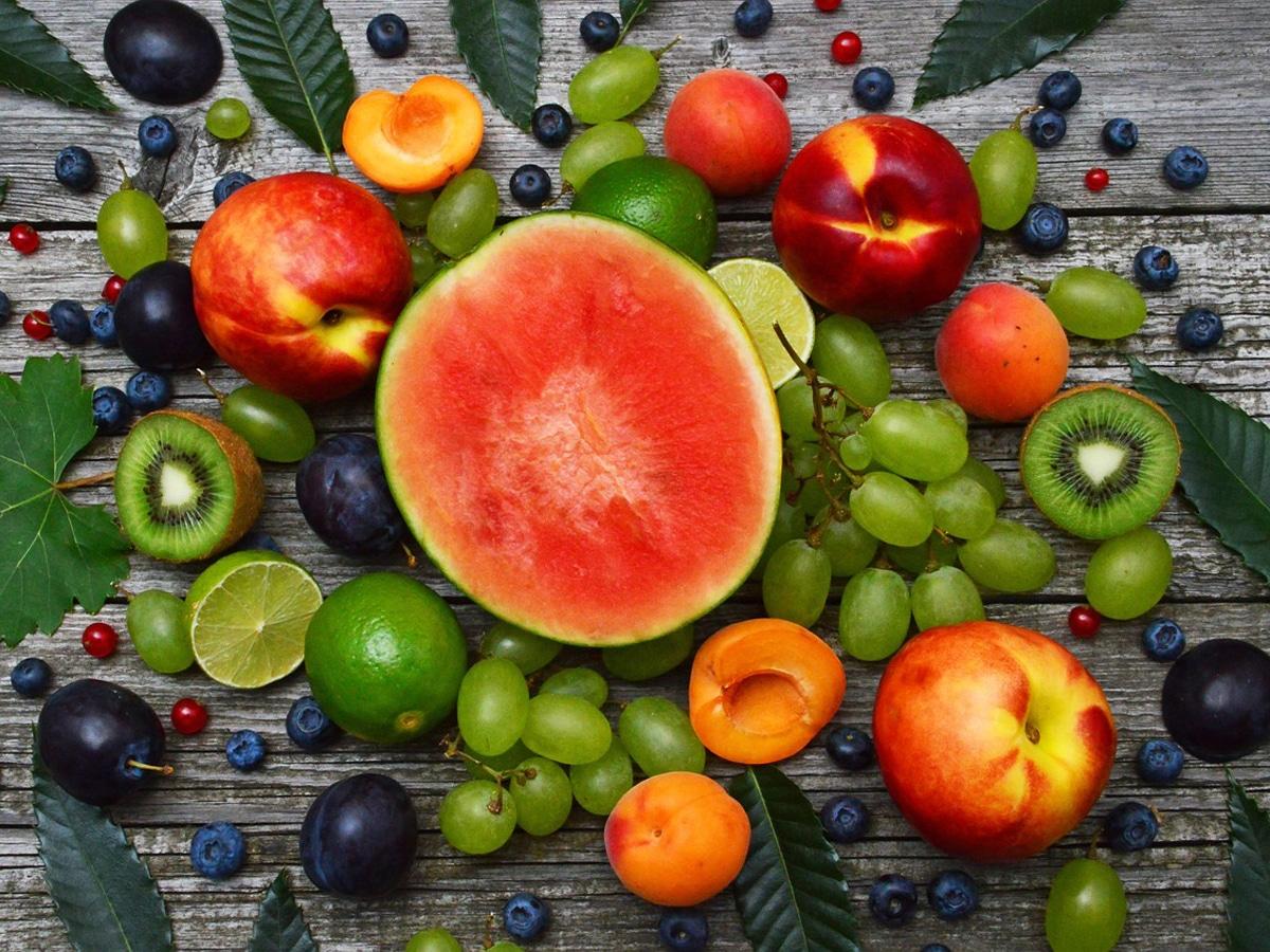 Rezepte mit Obst