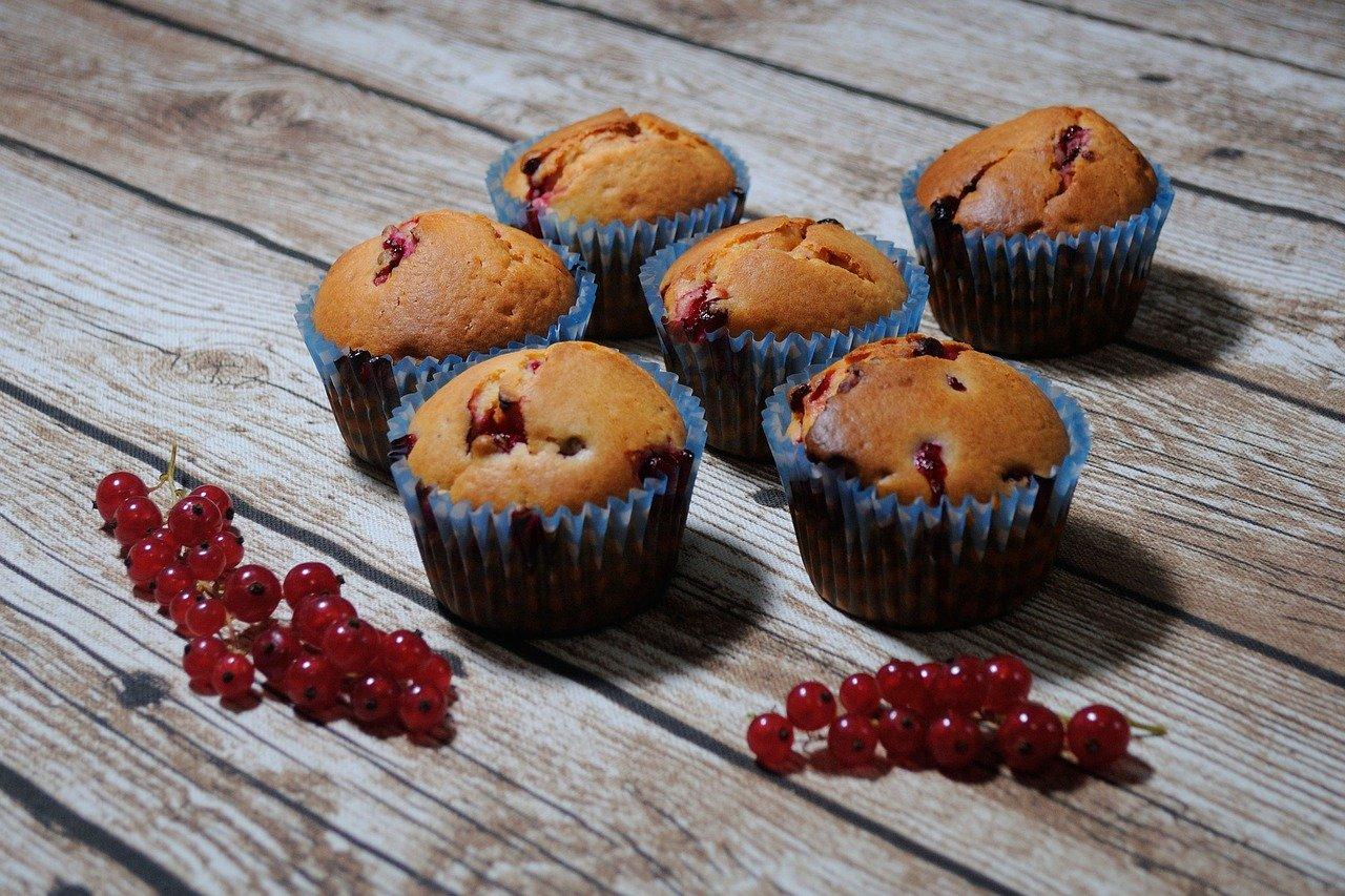 Johannisbeer Muffins Rezept