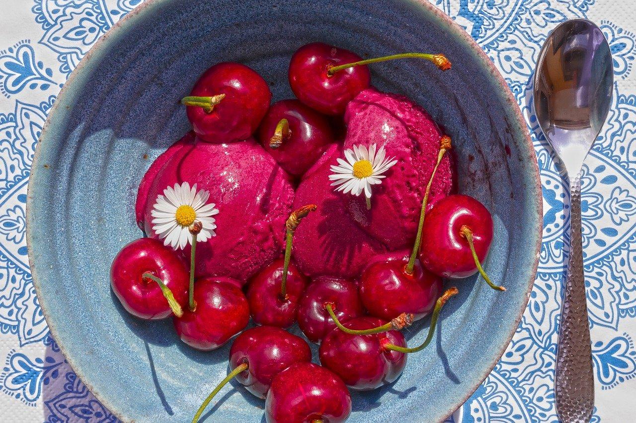 Kirschsorbet Rezept