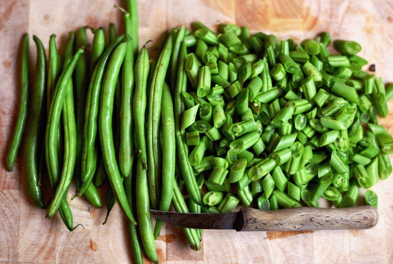 Grüne Bohnen Zubereitung