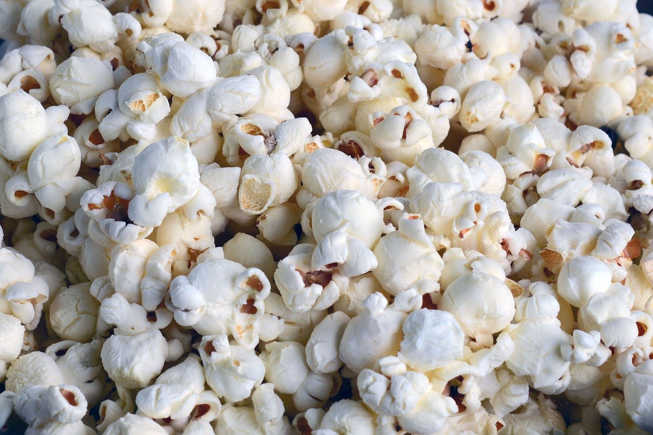 Popcorn selber machen Rezept