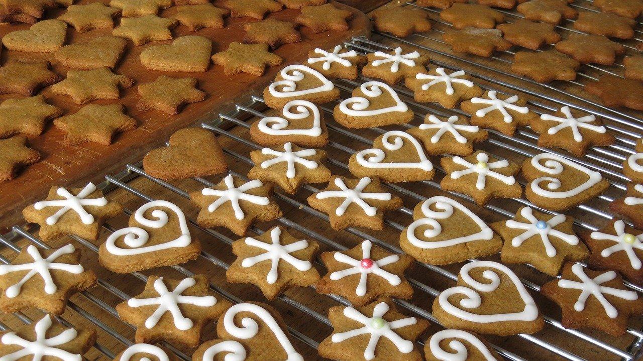 Lebkuchen Kekse Rezept