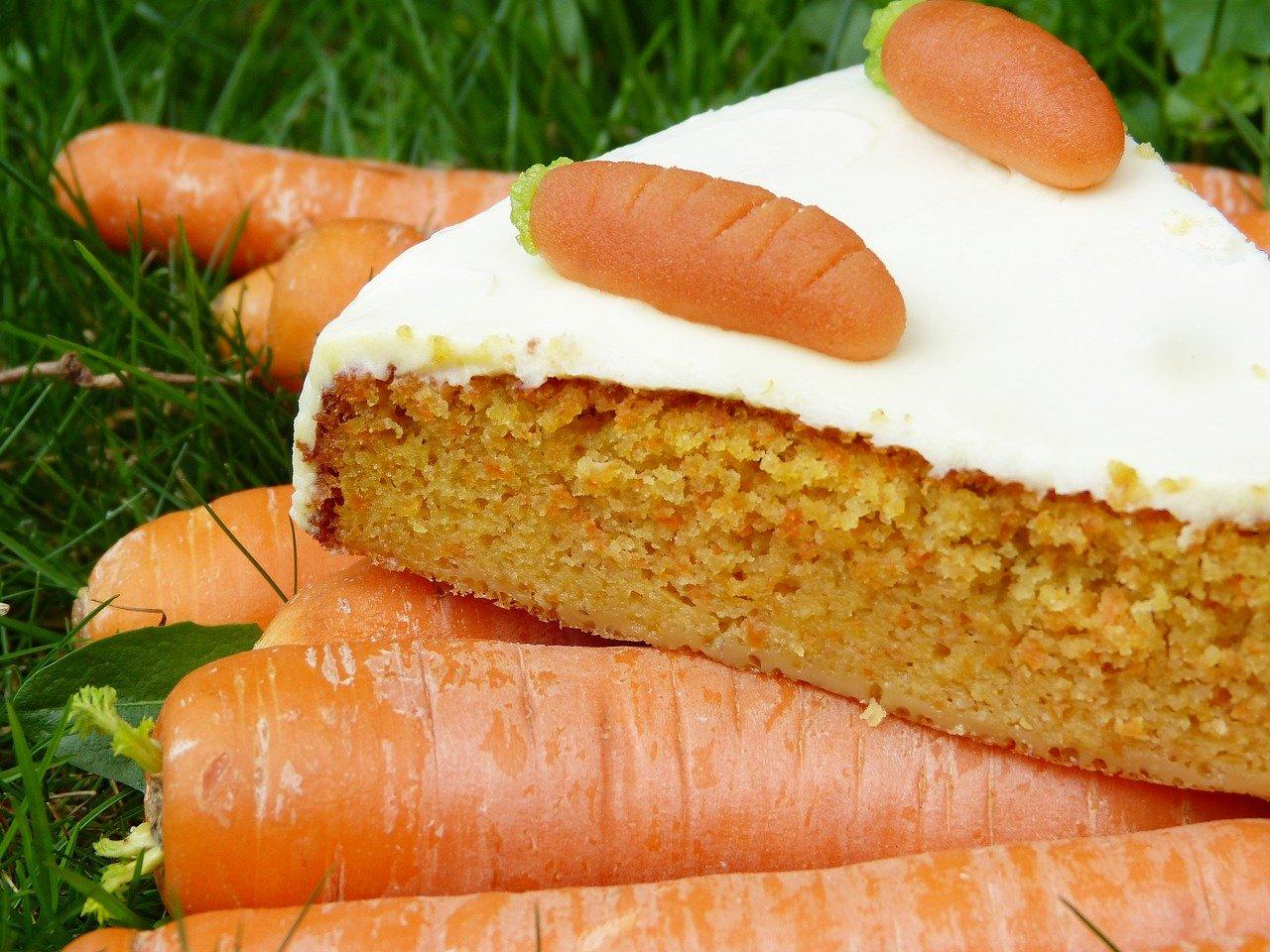 glutenfreier Karottenkuchen Rezept