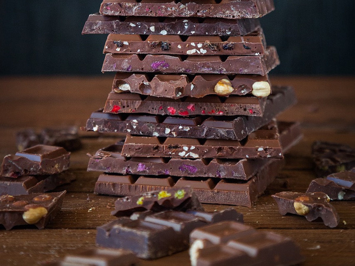 Rezepte mit Schokolade