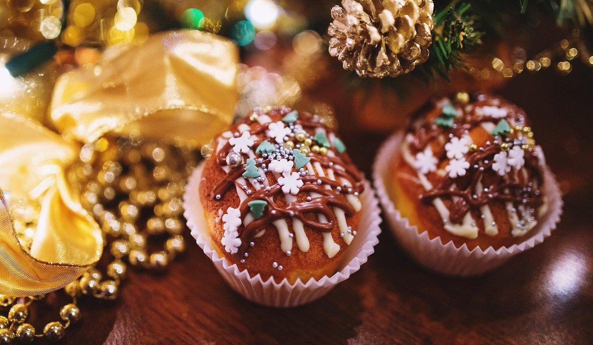 Weihnachtsmuffins Rezept