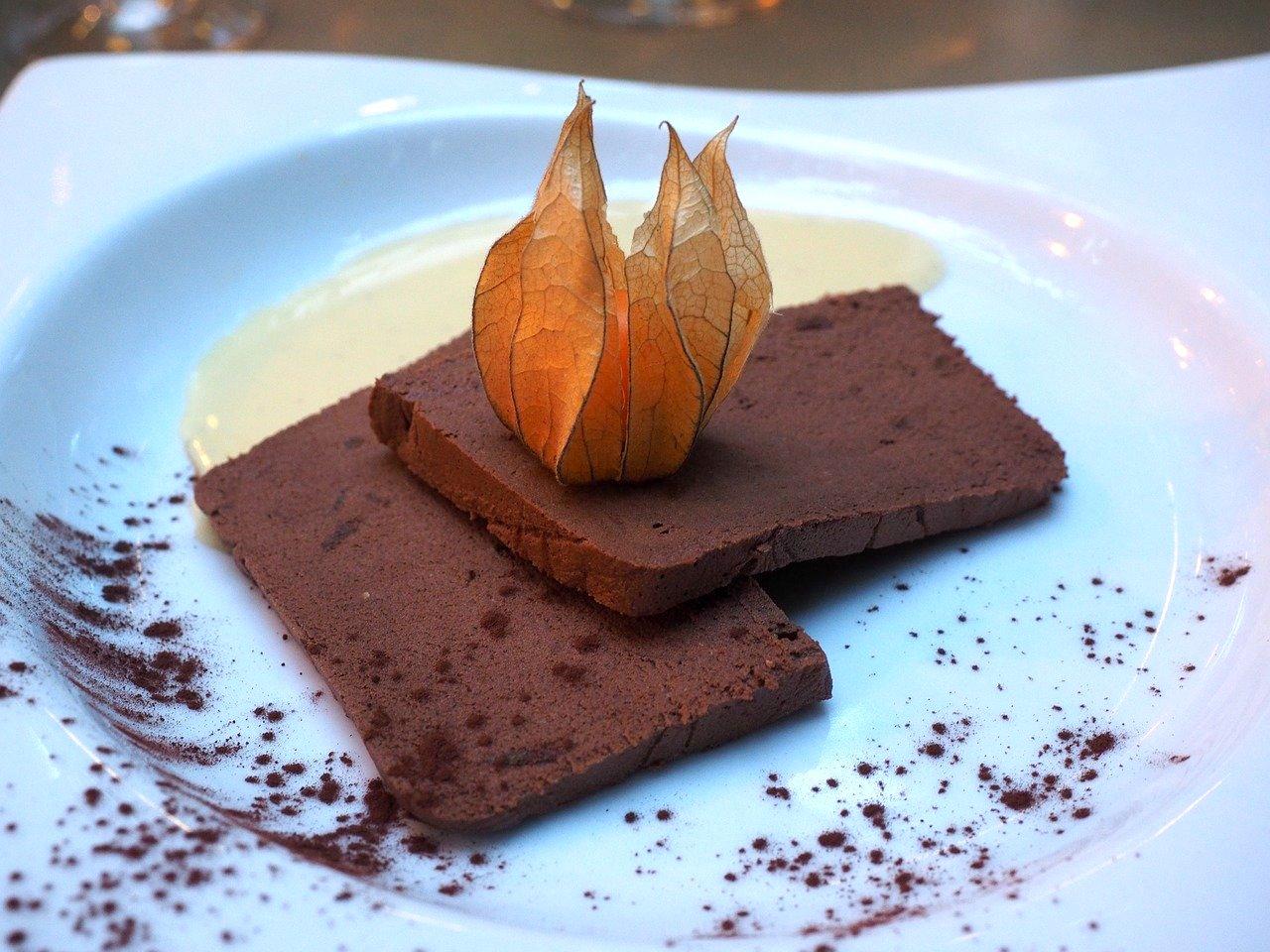 Parfait mit Schokolade Rezept