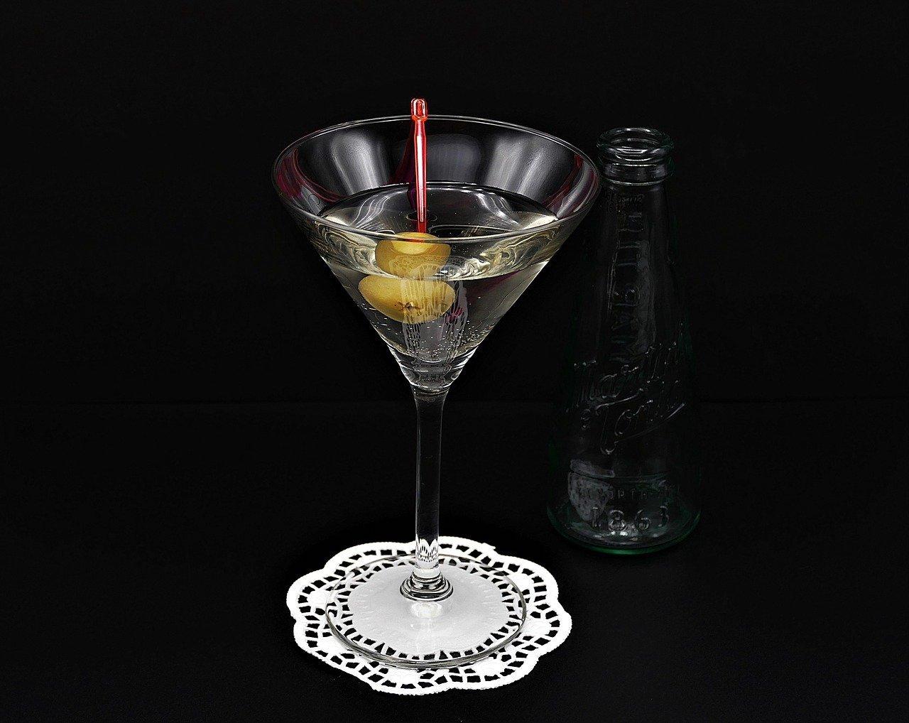 Dry Martini Rezept