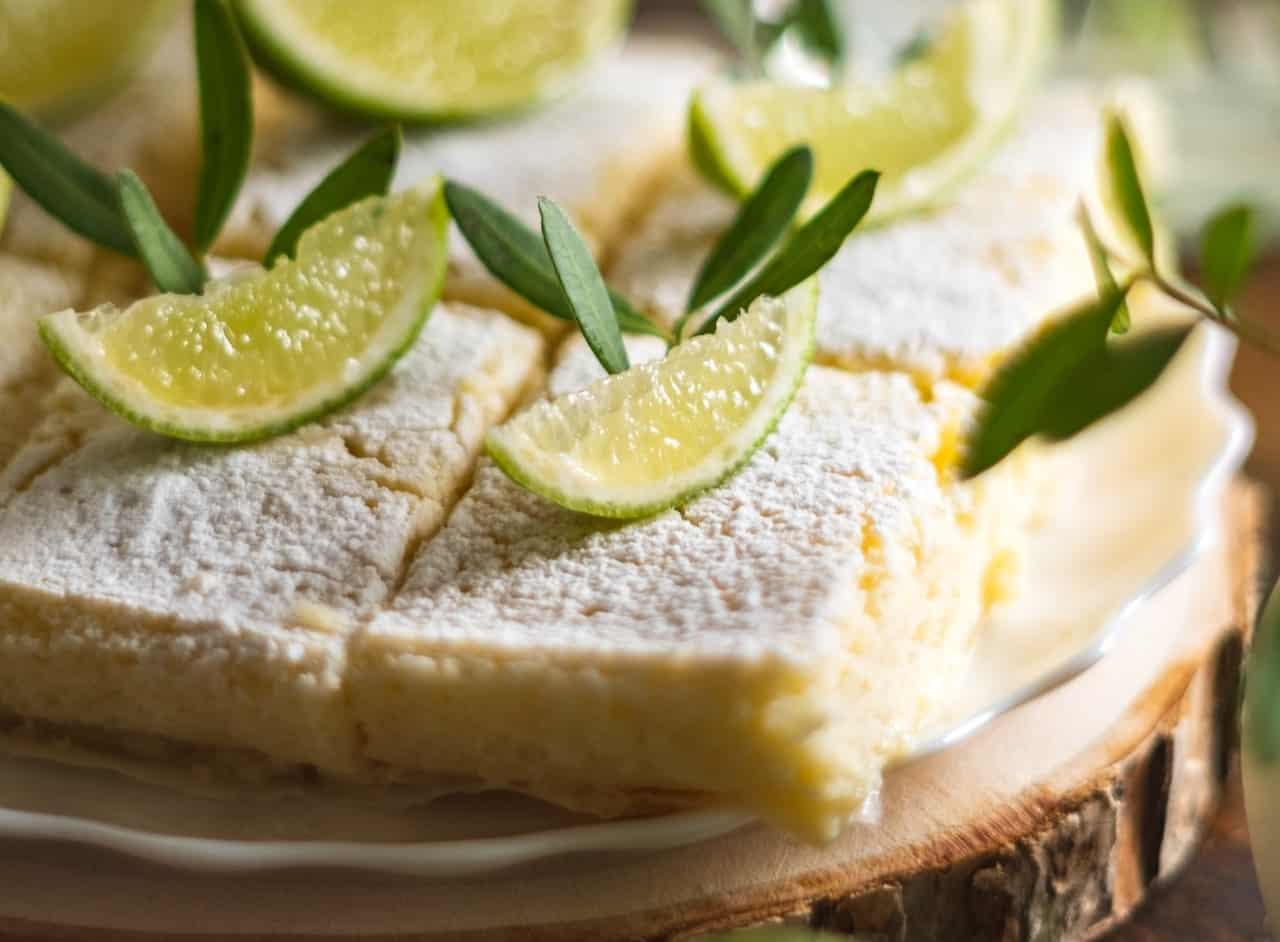 Limettenkuchen Rezept