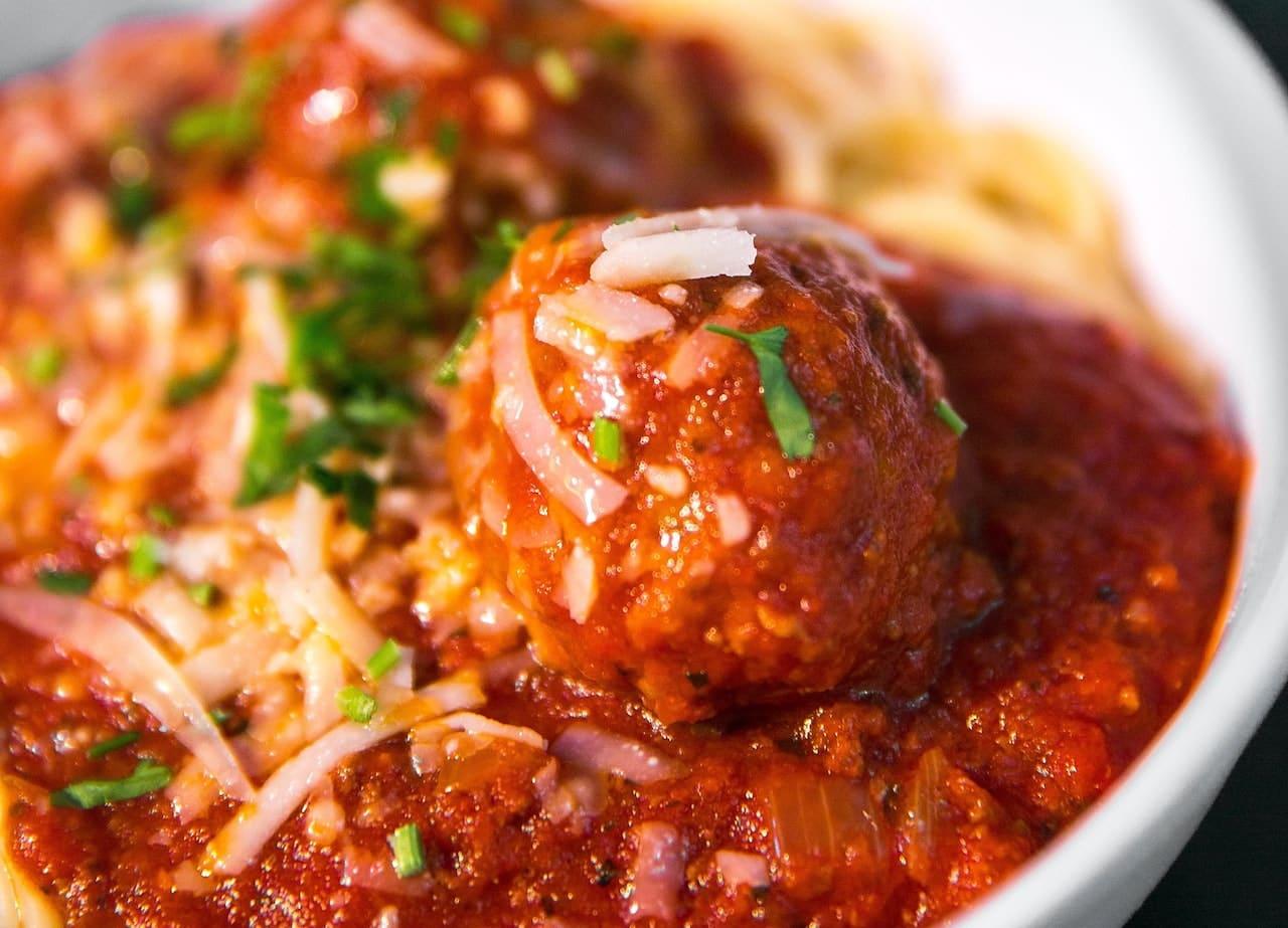 Spaghetti mit Hackfleischbällchen Rezept