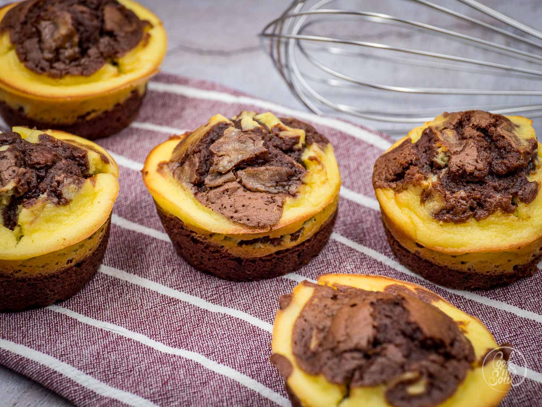 Schoko Käse Muffins Rezept
