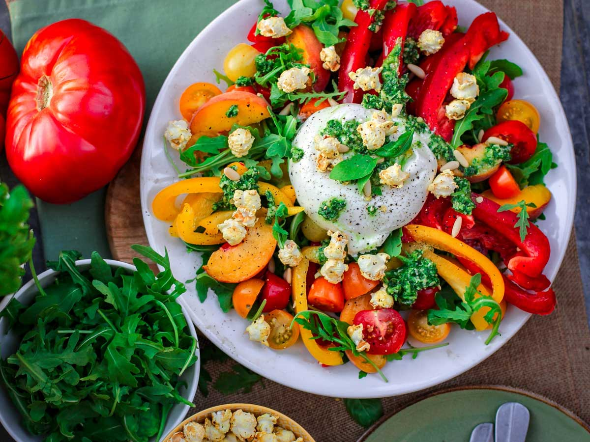 Parika Tomaten Salat