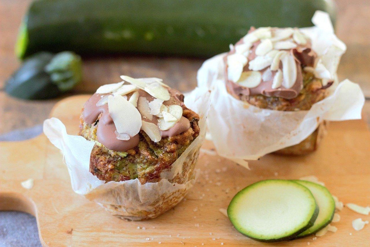 Zucchini-Muffins Rezept