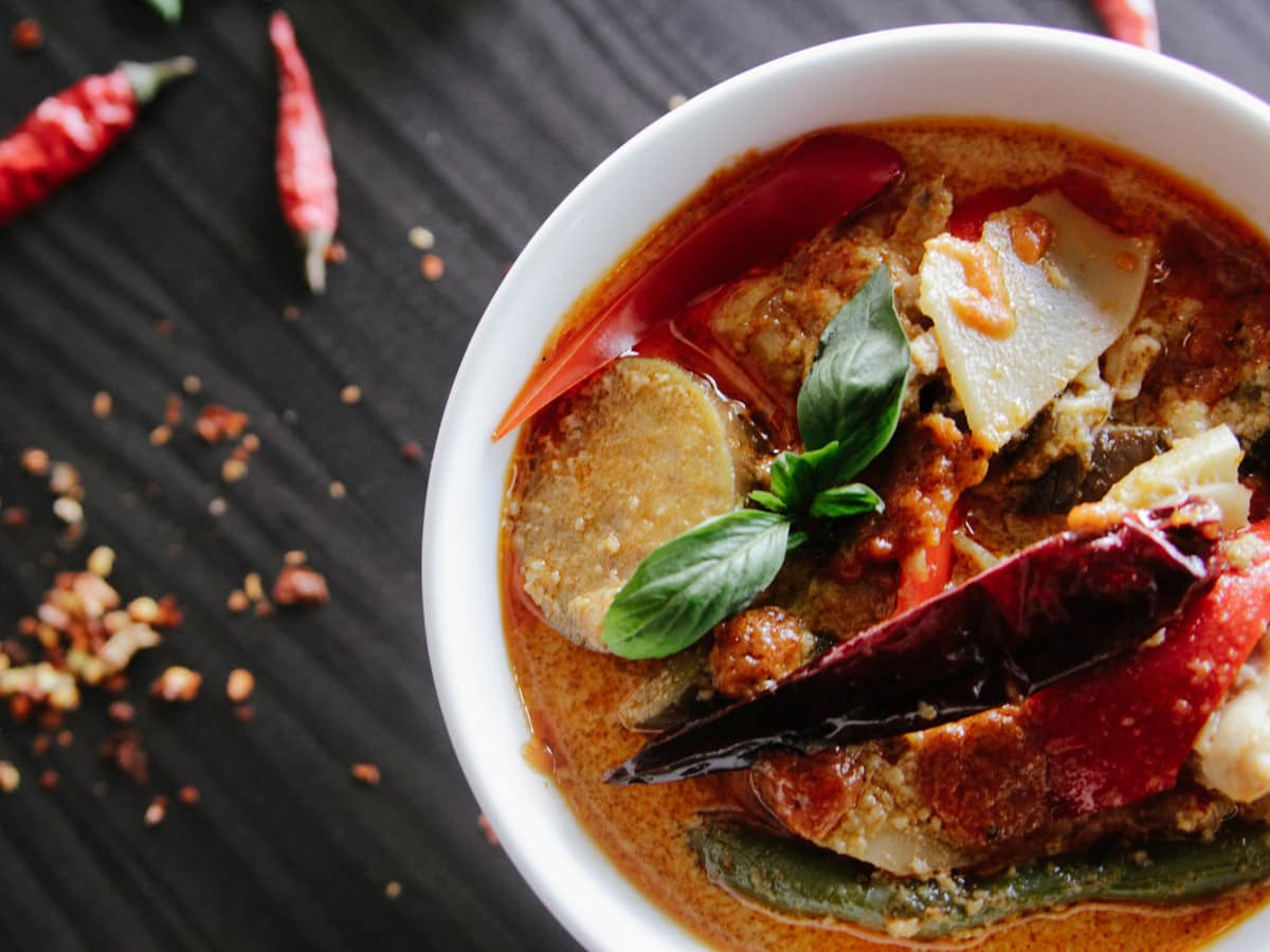 Mairübchen Curry